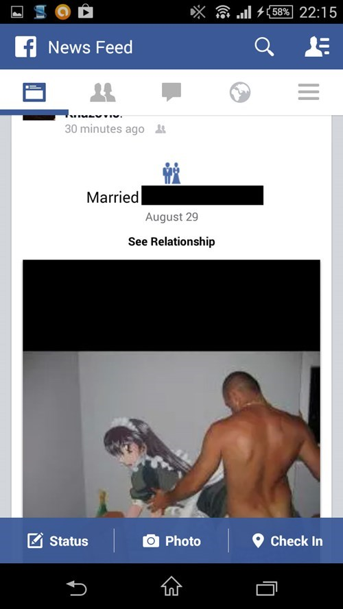 marriage accidental sexy Overshare - 8345531904