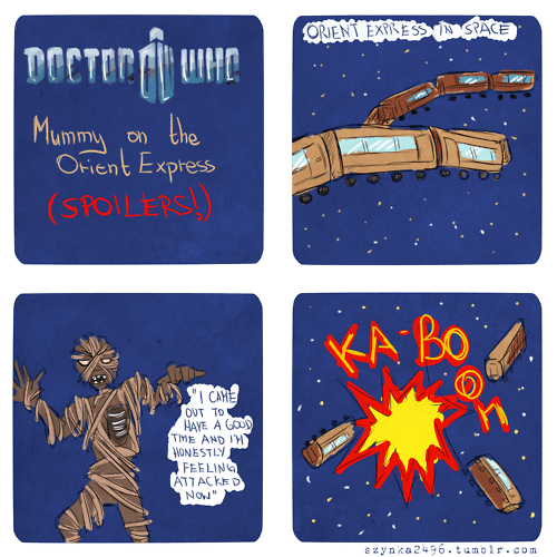 spoilers,12th Doctor,web comics