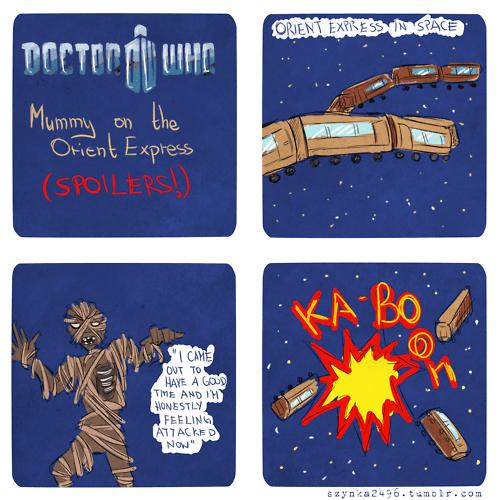 spoilers 12th Doctor web comics - 8345731072