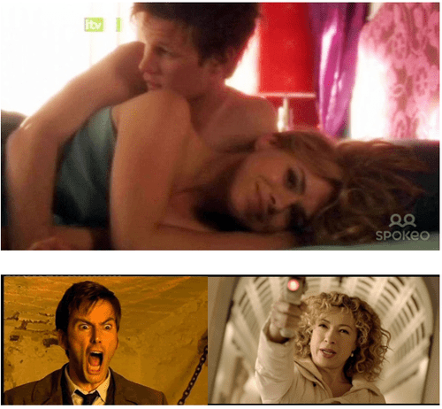 rose tyler,10th doctor,ship,River Song