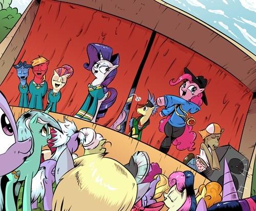 MLP pinkie pie rarity pony tones - 8345779968