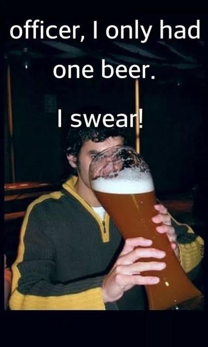 beer huge funny wtf - 8345840640