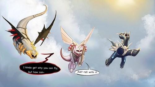 flying legendaries - 8346003200