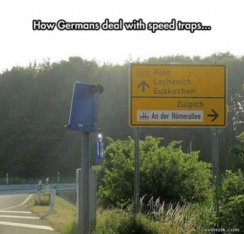 driving Germany traffic - 8346014464