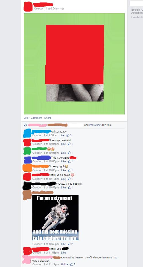 TMI,facebook,uranus