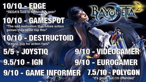 video games bayonetta 2 reviews - 8346433280