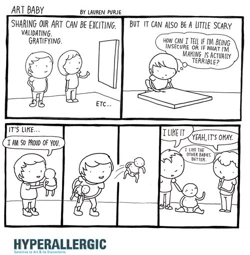 art judgement sad but true web comics - 8346448384