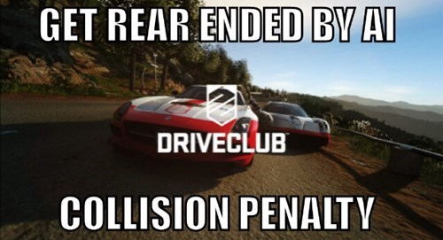 racing games,video game logic,drive club