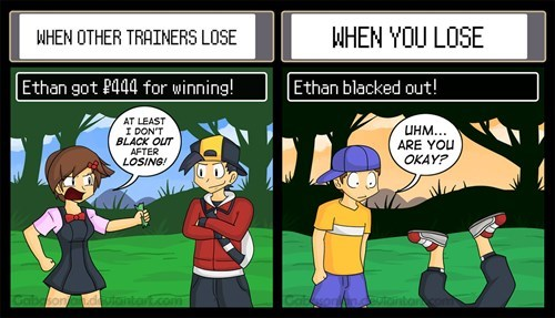Winning Versus Losing