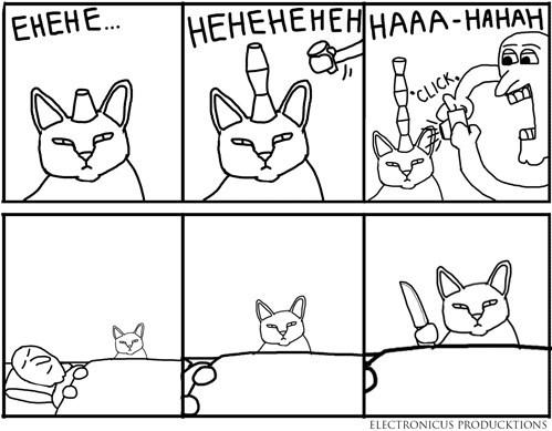 Cats cups web comics - 8346551040