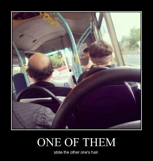 memes bald bowl cut funny hair wtf - 8346588416