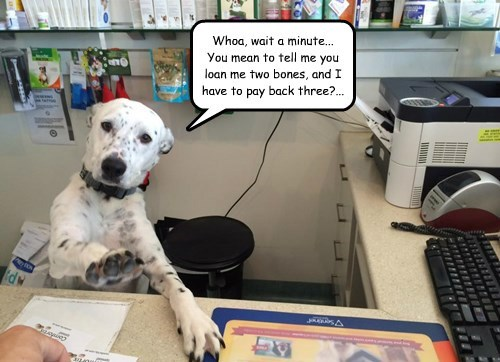 dogs bones loan shark dalmation - 8346685184