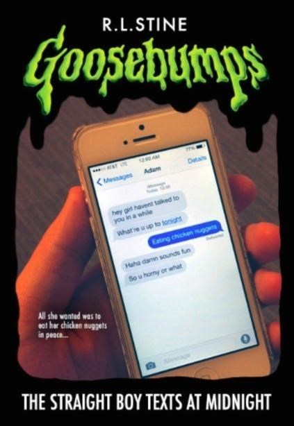 goosebumps phone sexting texting white people failbook g rated - 8346821632