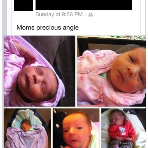 Shes acute one!