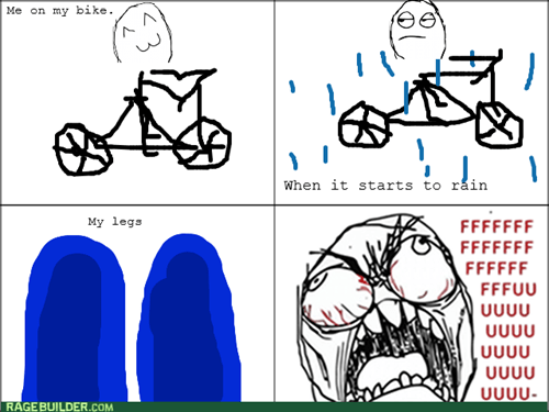 comics entertainment rage bike rain - 8347174400