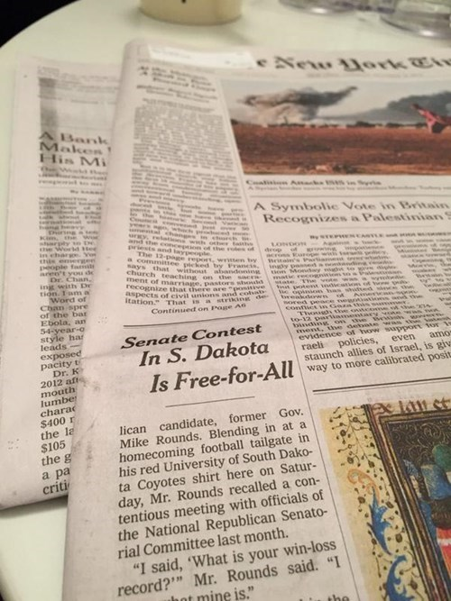 whoops typo new york times newspaper - 8347297280
