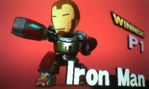 Toy - WINNER PI Iron Man