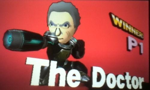 Cartoon - WINNER PI The Doctor