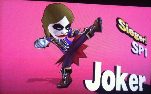 Fictional character - Siegon SPI Joker
