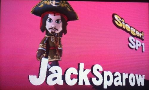 Pink - Sieger SPI JackSparow