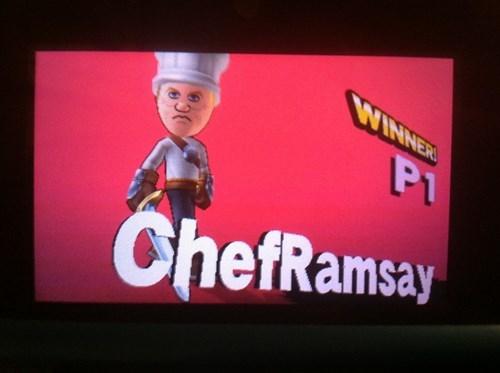 Text - WINNER P1 ChefRamsay
