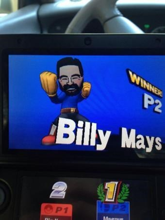 Technology - WINNER P2 Billy Mays OP2 Magnus OP1