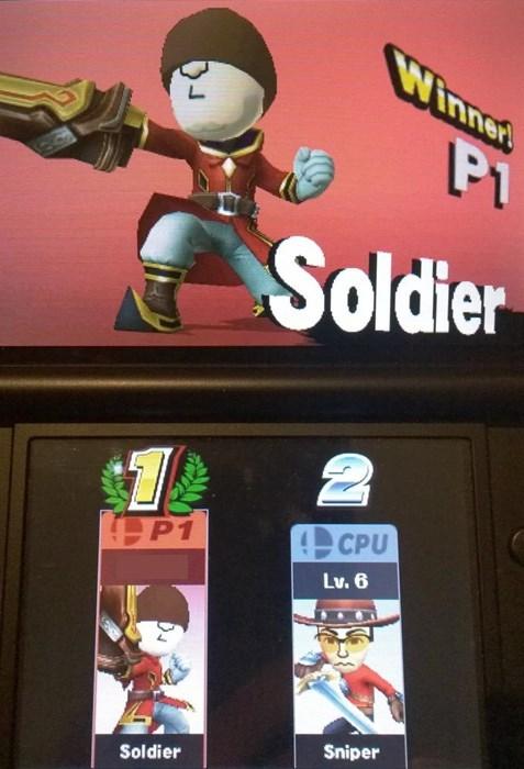 Toy - Winner PI Soldier 4CPU OP1 Lv. 6 Sniper Soldier