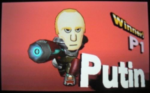 Toy - Winner PI Putin