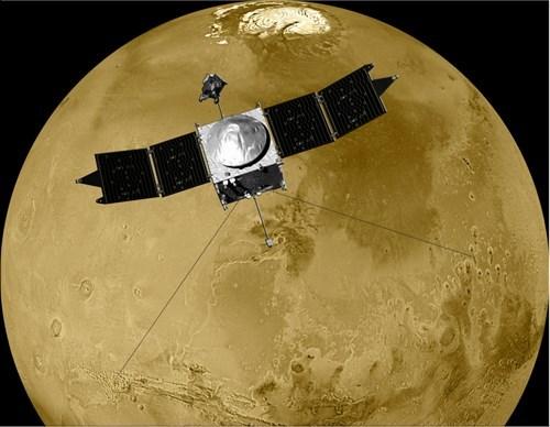 MAVEN Astronomy Mars science funny - 8347628288