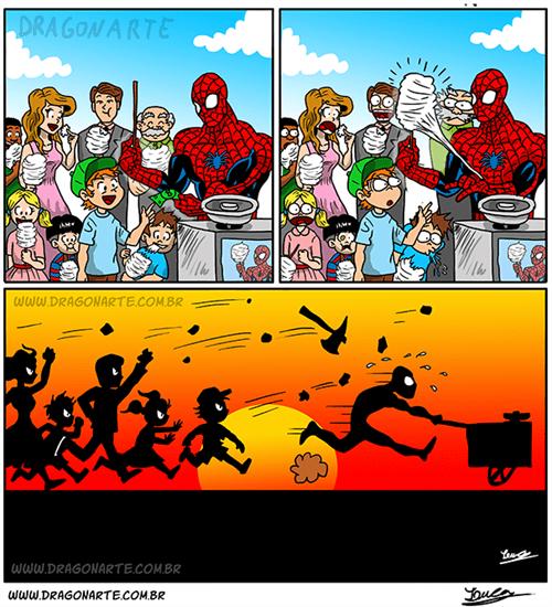 Spider-Man web comics - 8347671296