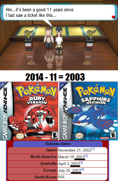 video games geek Pokémon hoenn confirmed ORAS - 8347928576
