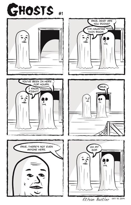 comics entertainment halloween ghosts web comics - 8348020736