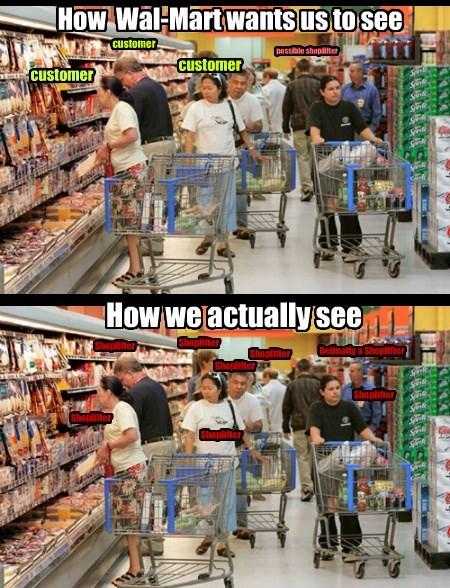 Walmart LP's