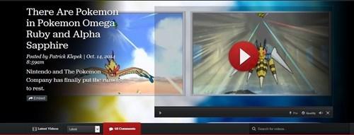 video games geek Pokémon news giant bomb - 8348514560