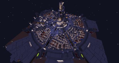 final fantasy midgar minecraft final fantasy VII fanmade - 8348658688