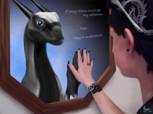 dragonkin tumblr otherkin dragons - 8348712960