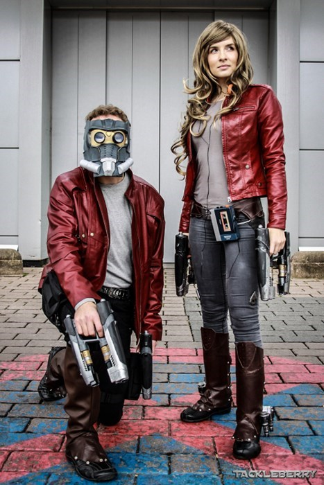 cosplay star lord guardians of the galaxy superheroes - 8348948224