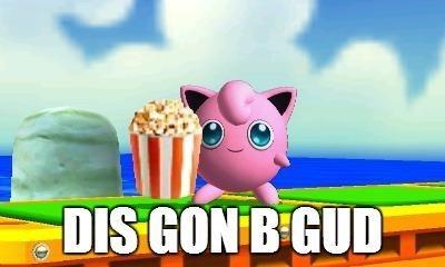 jigglypuff Popcorn dis gon b gud - 8349032192