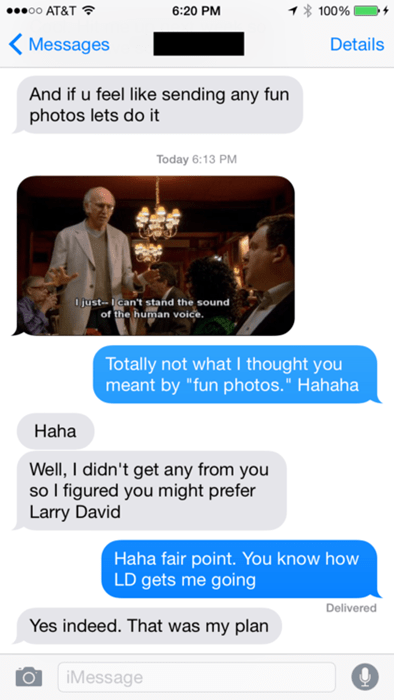 wtf,sexy times,funny,larry david