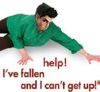 life alert super smash bros little mac help-ive-fallen-and-i-cant-get-up - 8349035520