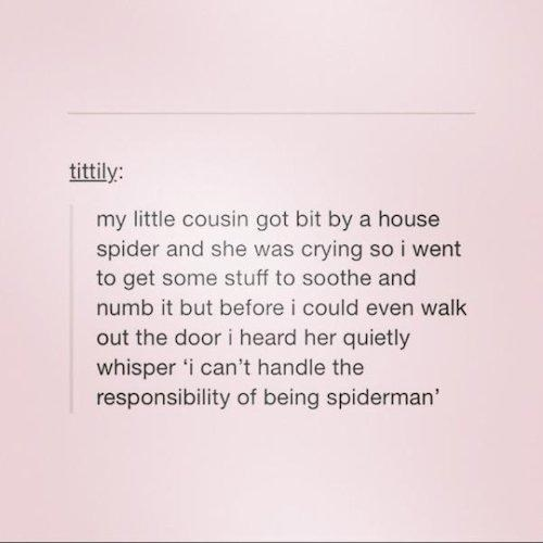 tumblr cute kids these days Spider-Man failbook g rated