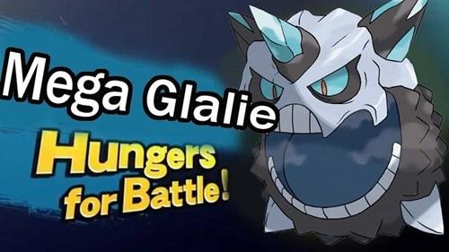 Pokémon,mega glalie,mega evolution