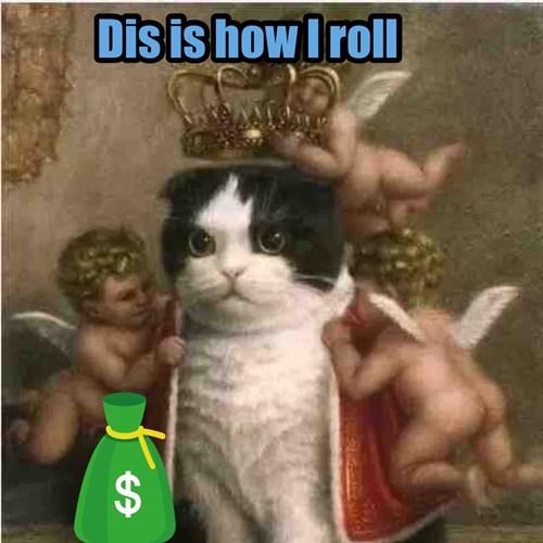 Photo caption - Disis how Iroll $