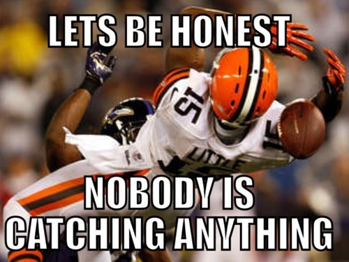 nfl cleveland browns ebola football - 8349917184