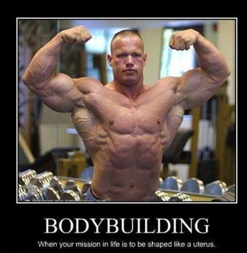 memes body building funny uterus - 8349922816