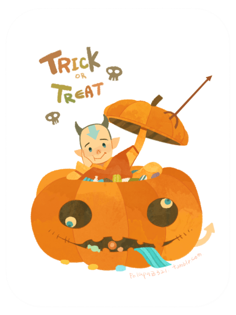 halloween Fan Art Avatar - 8349952768