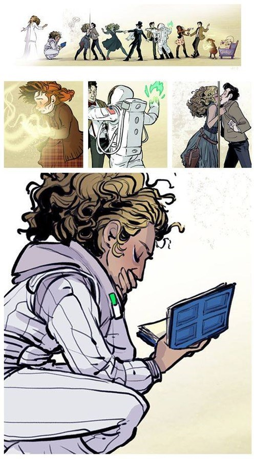art,doctor who,River Song