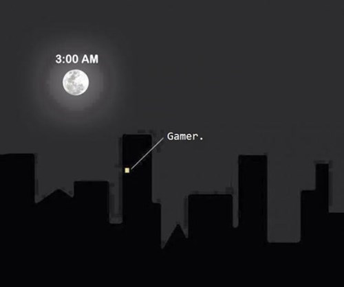 staying up late gamers night - 8350078464
