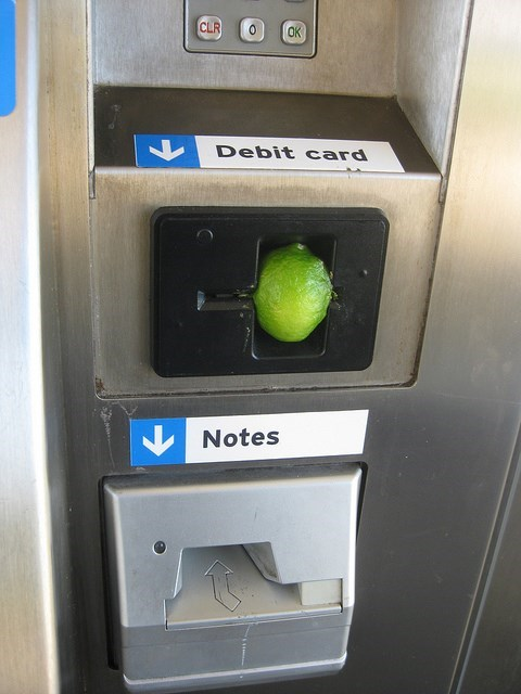 ATM what weird fruit - 8350111488