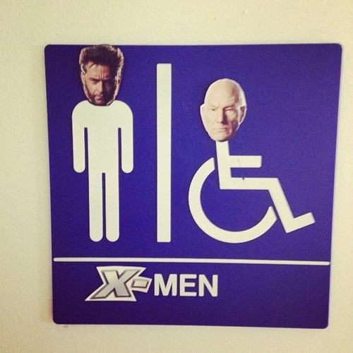 xmen bathroom mutants - 8351098368